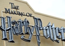 Harry Potter studio opening