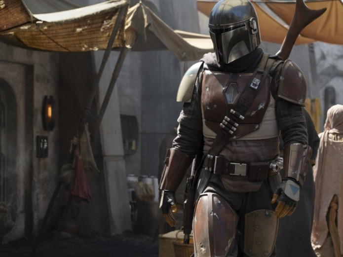 The Mandalorian Foto: Disney